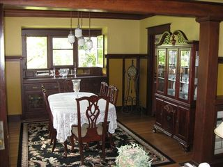 Portland house photo - Formal Dining Room for everyday or special meals.