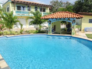 Rincon villa photo - Guest Villa & Swim up Pool Bar