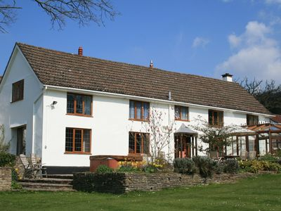 Honiton farmhouse rental - The Farm House
