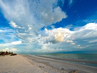 Sanibel Island house photo - Sunset in Sanibel (This beach is 0.25miles from front door or 5 minute walk)