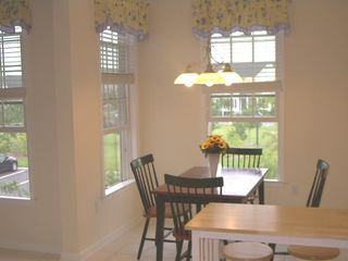 Bethany Beach condo photo - Breakfast Area