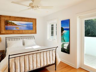 Key West villa photo - Penthouse bedroom #3