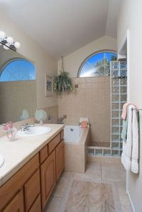 """Sunrise"" Master Bath"