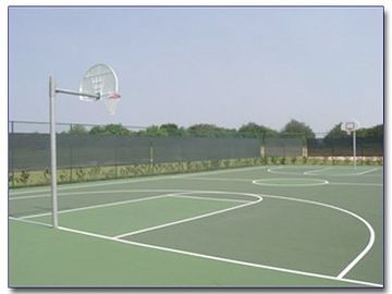 Onsite Basketball Courts