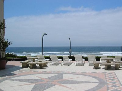 Pacific Beach property rental - Private Courtyard - relax and enjoy the beach in San Diego