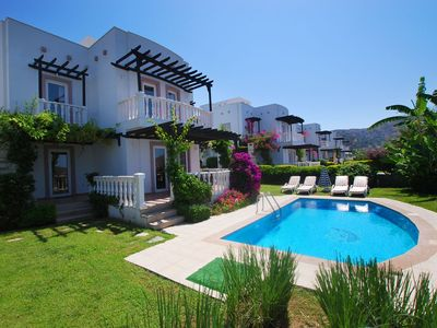 Bodrum villa rental - Stunning villa with private pool