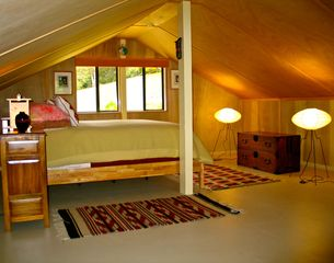 Paauilo cottage photo - sleeping loft