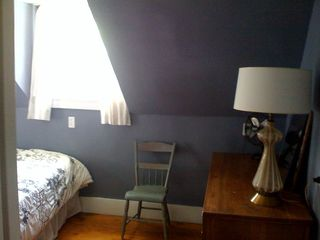 Coxsackie farmhouse photo - guest bedroom with queen bed