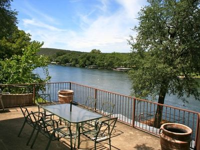 Terrace View Vacation Rental House On Lake LBJ