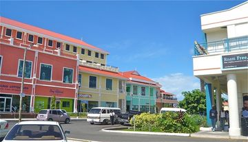 Shop or dine in nearby Rodney Bay Village.