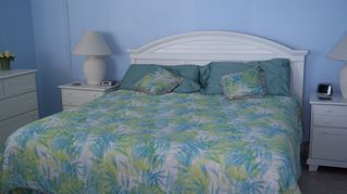 Fort Myers Beach condo photo - You will sleep well in the king-sized bed.