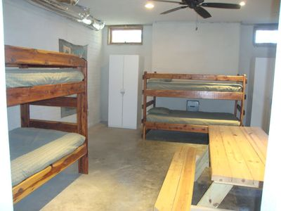 South Basement Bunkhouse Sleeps 4