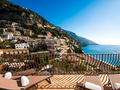 Villa Le Sirene, magic view in the heart of Positano. By Owner