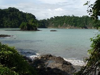 Manuel Antonio townhome photo - Pristine, unexplored beaches! 15 minutes door to this beach! No car needed!