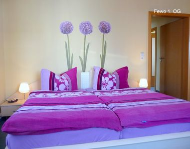 2 cosy holiday apartments in peaceful central location in health park, internet