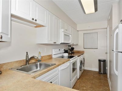 Very nice 4th floor unit in an elevator building. This unit is in the mini-week program with flexible check-in and check-out days