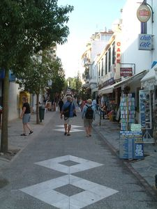 Agios Nikolaos apartment rental - Shopping area in Ag Nik