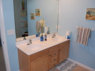 Wildwood Crest condo photo - Master Bathroom