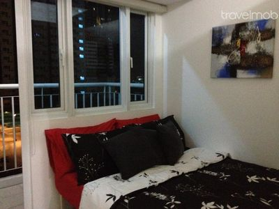 image for 1BR Condo Unit w/ Balcony & Wifi