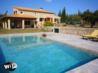Air-conditioned house, close to the beach , Pollenca, Balearic Islands