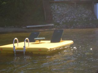 raft - Sister Lakes house vacation rental photo