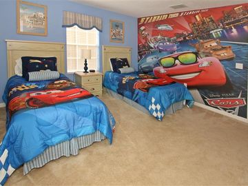 Disney Cars theme room for boys