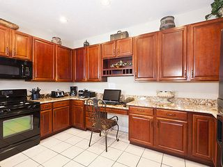 Formosa Gardens villa photo - Granite and Mahogany - Gourmet Kitchen