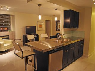 Vancouver condo photo - Fully equipped kitchen