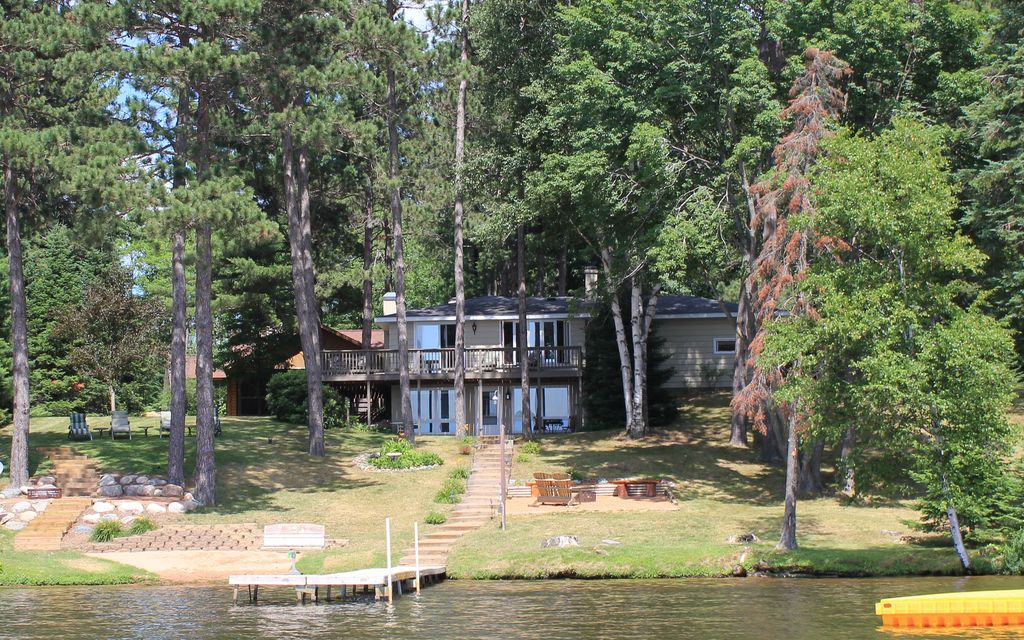 Northern wisconsin holiday house 39 new for rent 39 two Northern wisconsin home builders