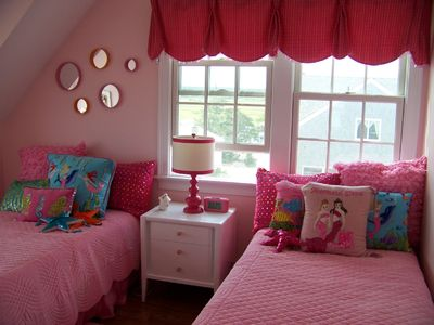 East Sandwich house rental - Mermaid Bedroom - Ocean View