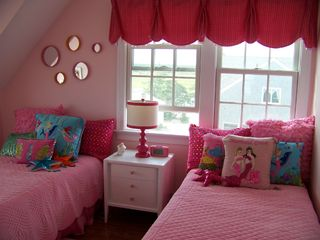 East Sandwich house photo - Mermaid Bedroom - Ocean View