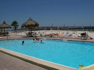 Redington Shores condo photo - Oceanfront Pool