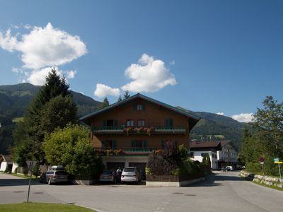 Stylish apartments in a central location to div. Ski and hiking routes