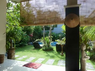 Seminyak villa photo - View from the kitchen