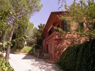 Perugia apartment photo - Umbria villa rentals,villa Nuba External View