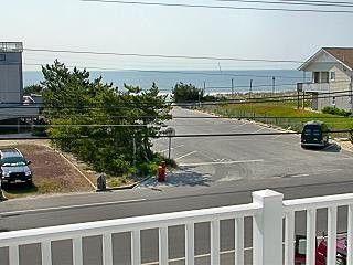 North Unit view from second floor - Beach Haven townhome vacation rental photo