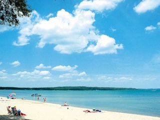 Traverse City condo photo - 1/2 mile from Public Beach. 10 more beaches within 20 min drive.