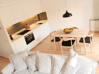Beautiful penthouse newly renovated in the old town, terrace exclusive use