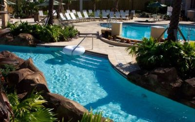 Highlands Reserve villa rental - One of the resort pools and lazy river