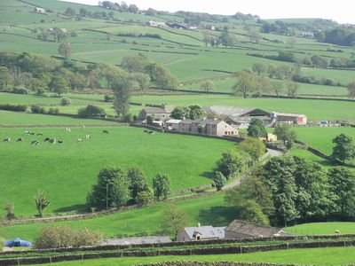 5 Star barn conversion, peaceful ,scenic in area of outstanding natural beauty