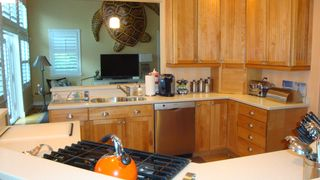 Captiva Island house photo - View of Kitchen from Formal Dining Room
