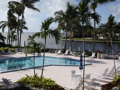 Luxurious 2 Bedroom Condo Located in Exclusive Ocean Reef Club ® with ocean view