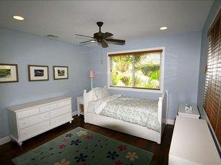 Kailua house photo - 1st Guest Bedroom with Trundle Bed