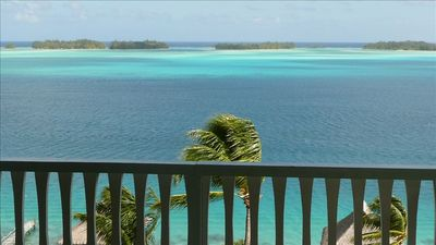 UNOBSTRUCTED WORLD CLASS VIEW FROM VILLA VAHIMANUI