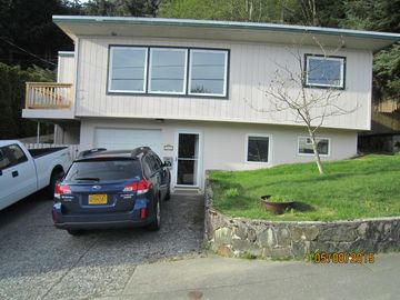 Juneau apartment rental - Private Entrance on the Ground Floor