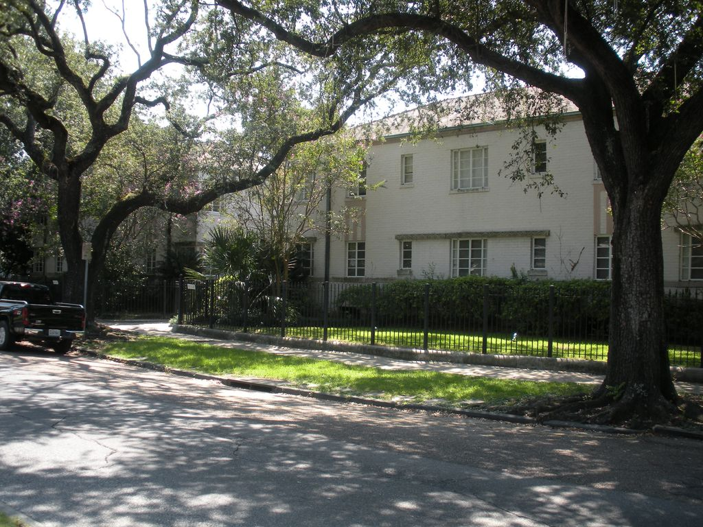 Garden District Vacation Rental Vrbo 455110 1 Br New Orleans Apartment In La Saint Charles
