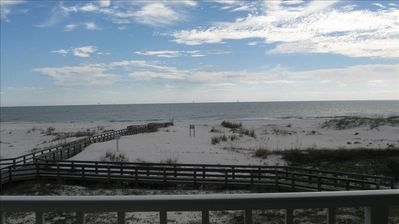 "Beach Front Condo! 1 bdrm G.S.P. #2203. ""Fall Special- 1 Night FREE!"""
