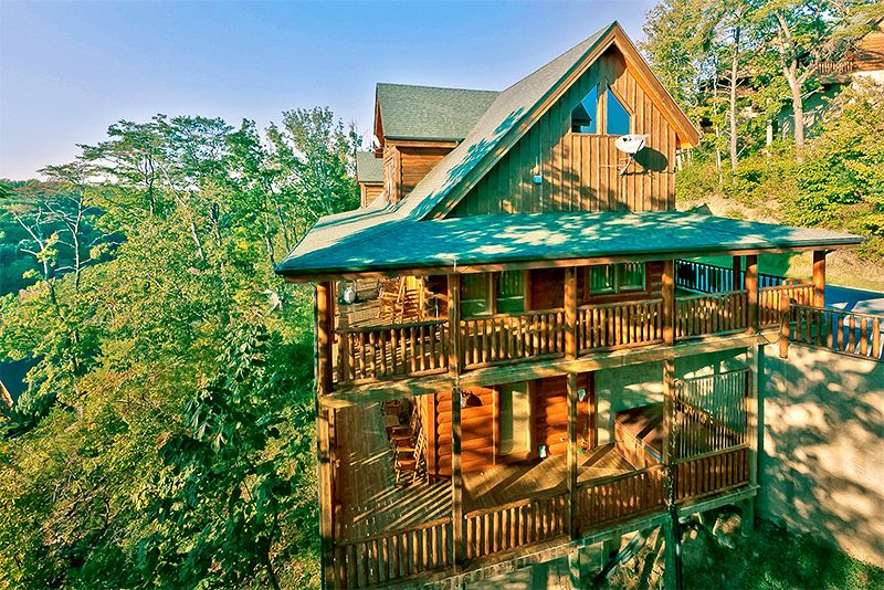 Vrbo pigeon forge 4 bedroom pigeon forge vacation rental for 4 bedroom luxury cabins in pigeon forge tn