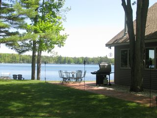 Interlochen cottage photo - Peaceful, beautiful...time to relax and leave your busy life at home