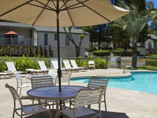Princeville condo photo - Relax by the Pool